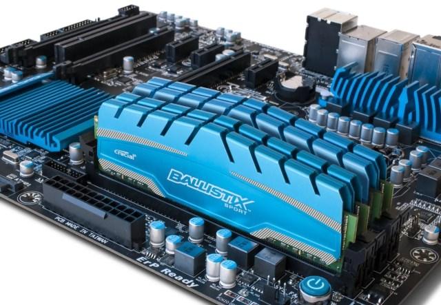 Memoria RAM Ballistix