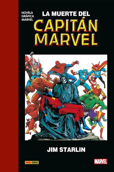 La Muerte del Capitán Marvel