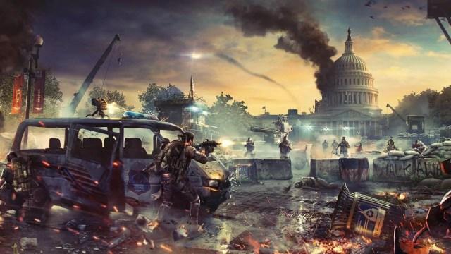 Análisis con nota de The Division 2 para PS4, Xbox One y PC - HobbyConsolas  Juegos