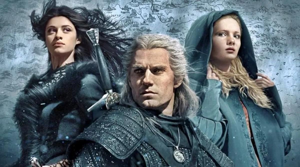 The Witcher en Netflix