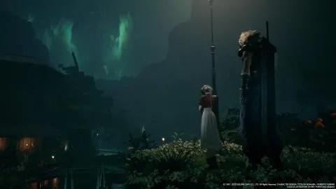 Nachtgespräche in Final Fantasy VII Remake: Wie man sie alle in Kapitel 14 sieht