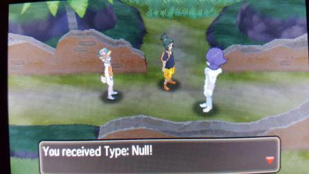 Resultado de imagem para type null pokemon ultra sun