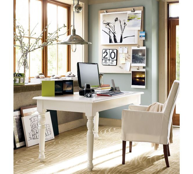 Contemporary Home Office Interior Design Ideas