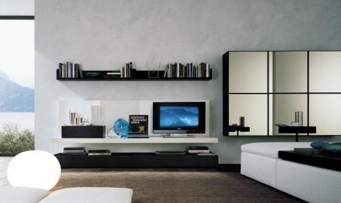 Bedroom wall units