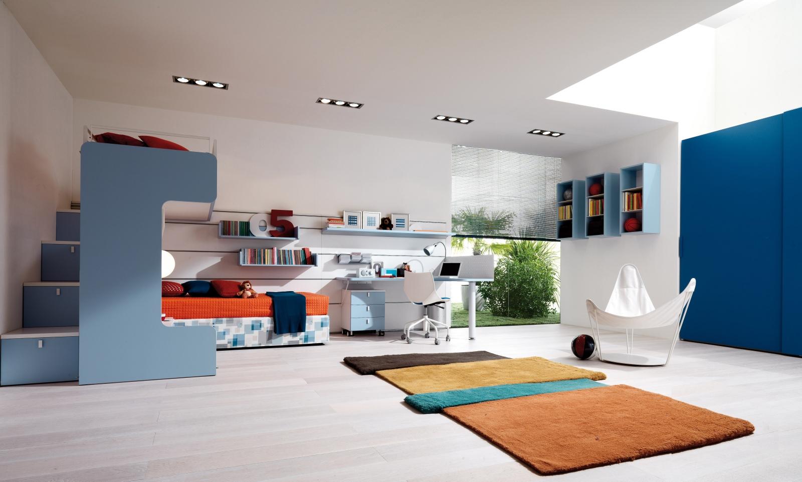 Twin Bedding Teen Room Designs From Zalf on Teenage:m5Lo5Qnshca= Room Ideas  id=51769