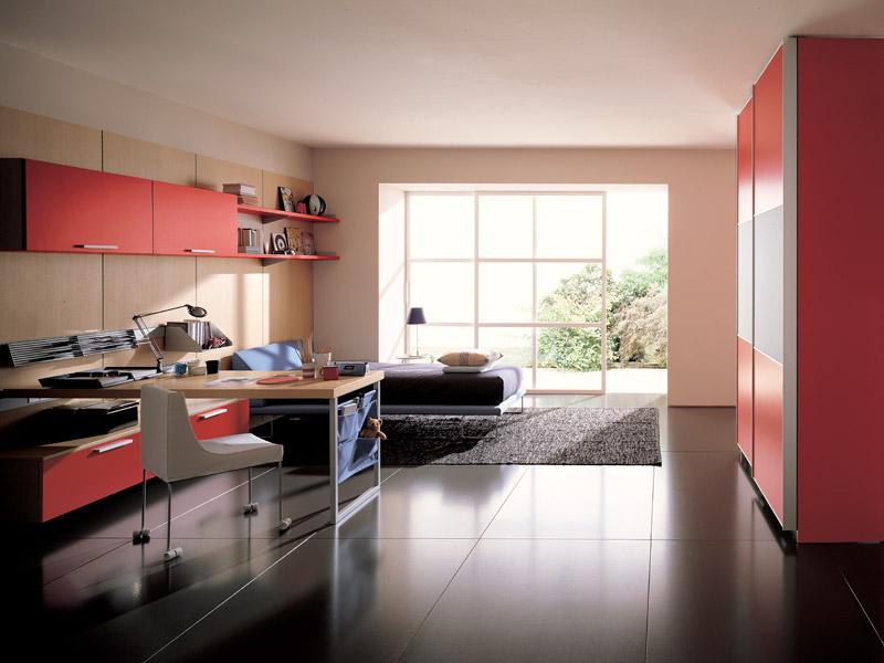 Twin Bedding Teen Room Designs From Zalf on Teenage Room Decorations  id=98549