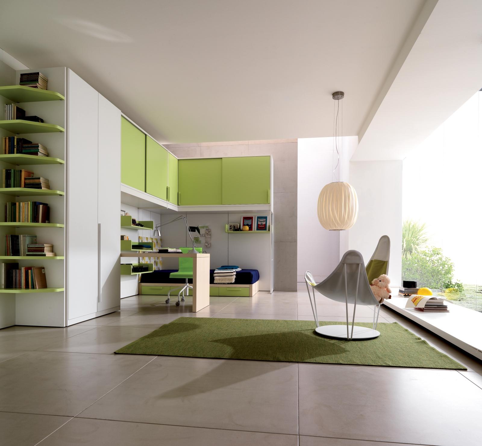 Twin Bedding Teen Room Designs From Zalf on Teenage Room Designs  id=69178