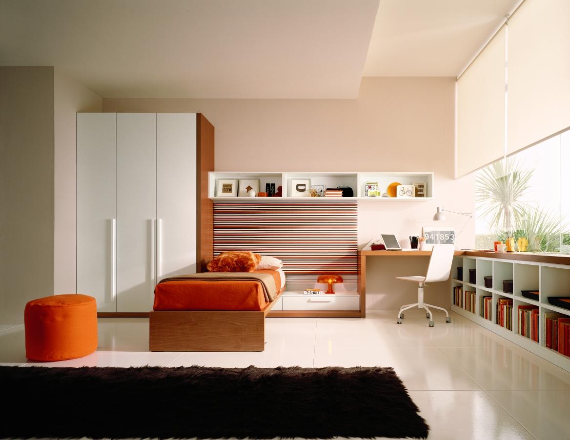 Twin Bedding Teen Room Designs From Zalf on Teen Decor  id=97141