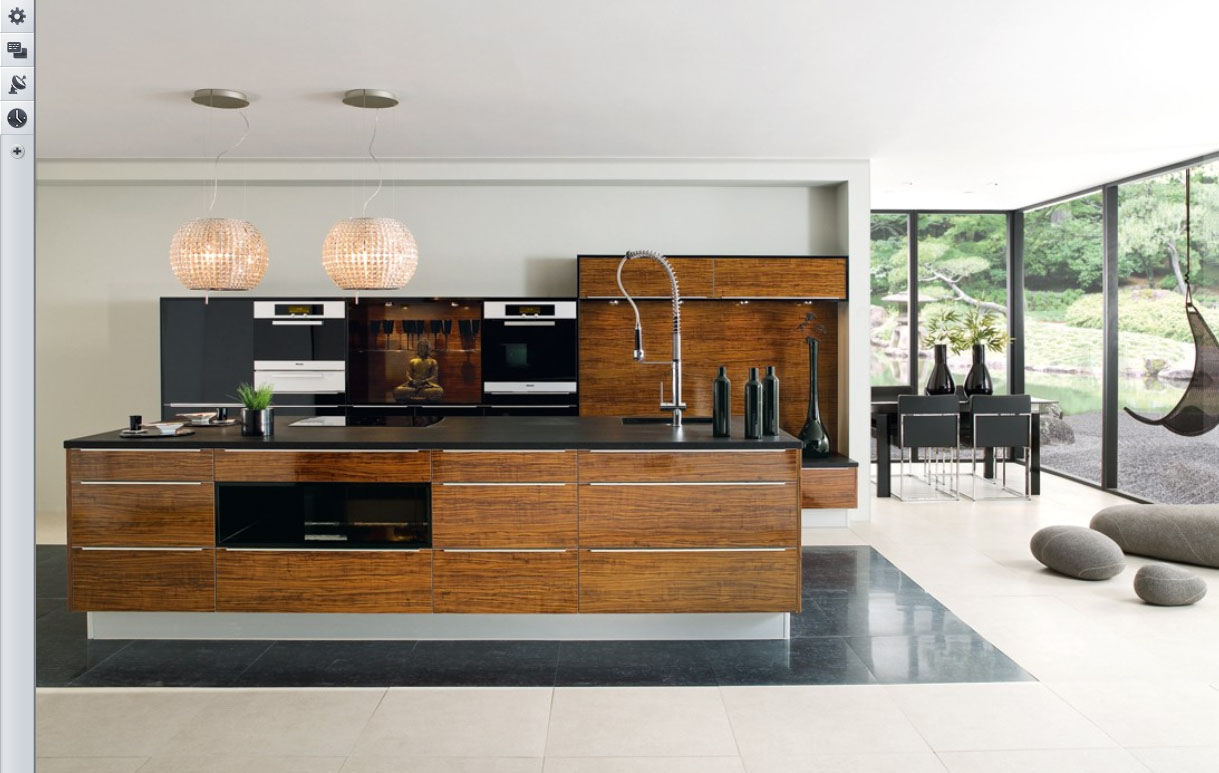 23 (Very) Beautiful French Kitchens on Images Of Modern Kitchens  id=89089