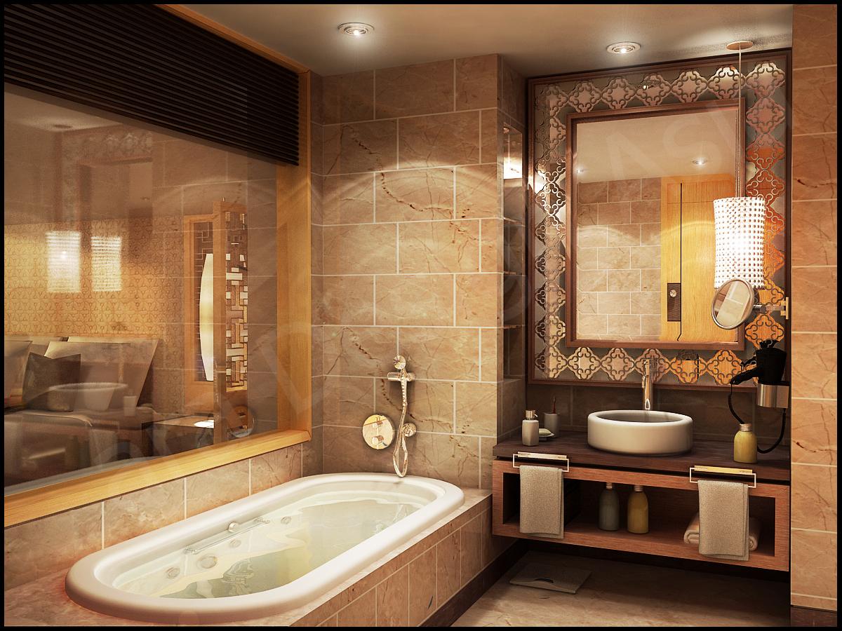 Inspirational Bathrooms on Restroom Ideas  id=96163
