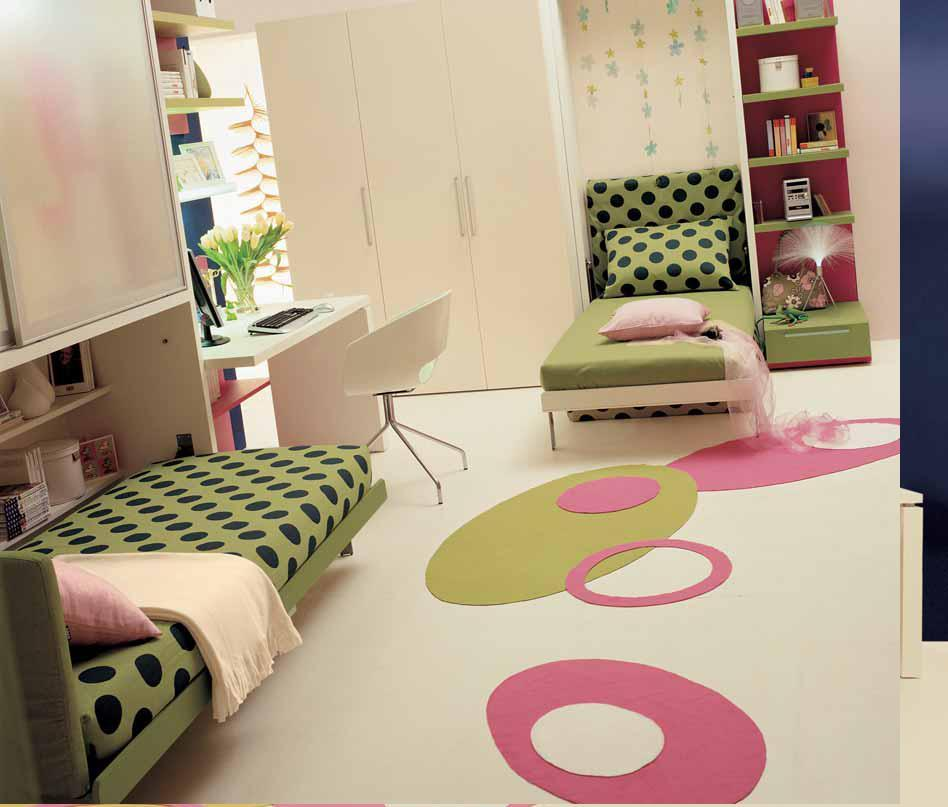 Ideas for Teen Rooms with Small Space on Small Bedroom Ideas For Teens  id=36489