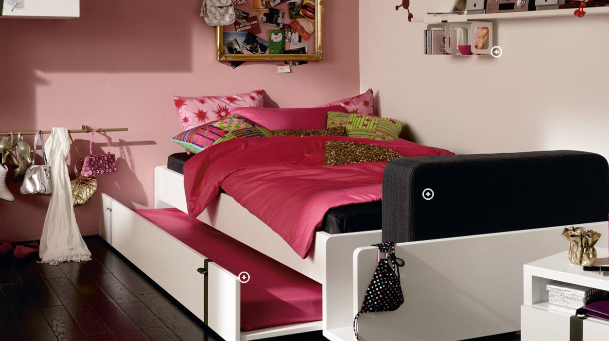 Trendy Teen Rooms on Rooms For Teenagers  id=11912