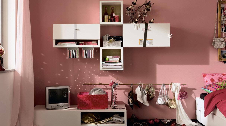 Trendy Teen Rooms on Teenage Room Decorations  id=82945