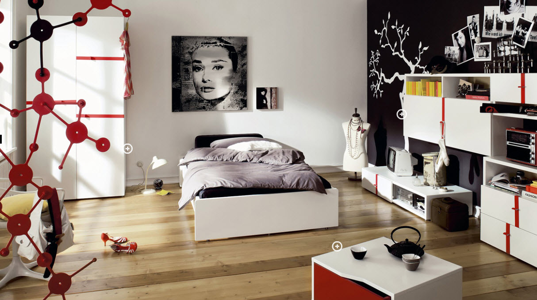 Trendy Teen Rooms on Trendy Room  id=50400