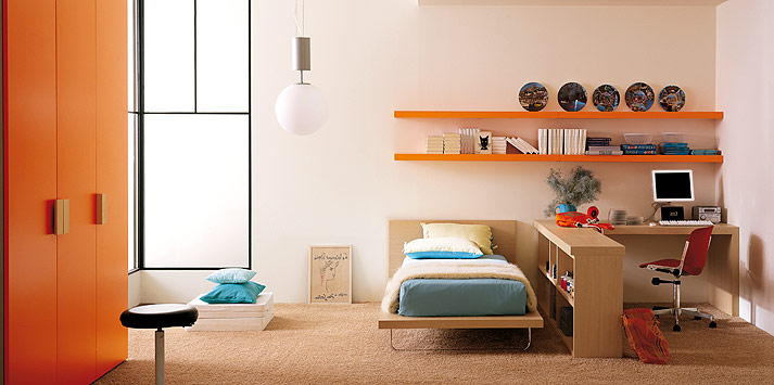 Stylish Teenagers' Rooms From Clever on Rooms For Teenagers  id=94925