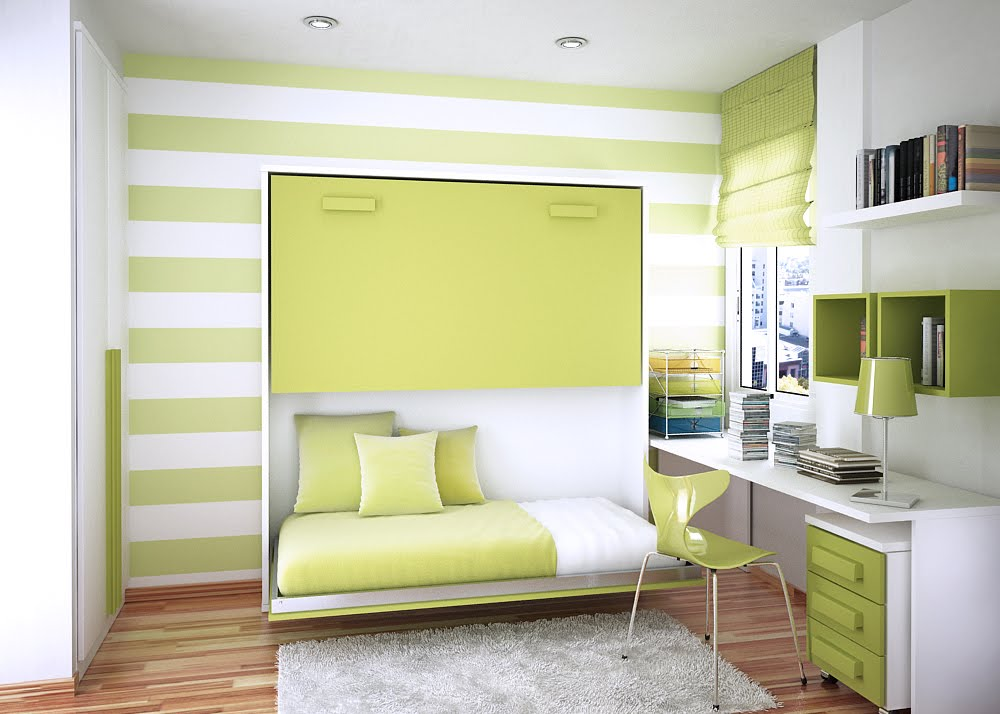 Space Saving Ideas for Small Kids Rooms on Bedroom Ideas For Small Spaces  id=93100
