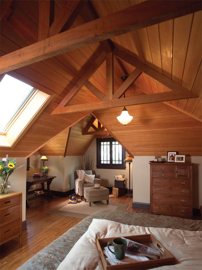 Cool Attic Spaces and Ideas on Cool:gixm0H5Sni4= Bedroom Ideas  id=21752