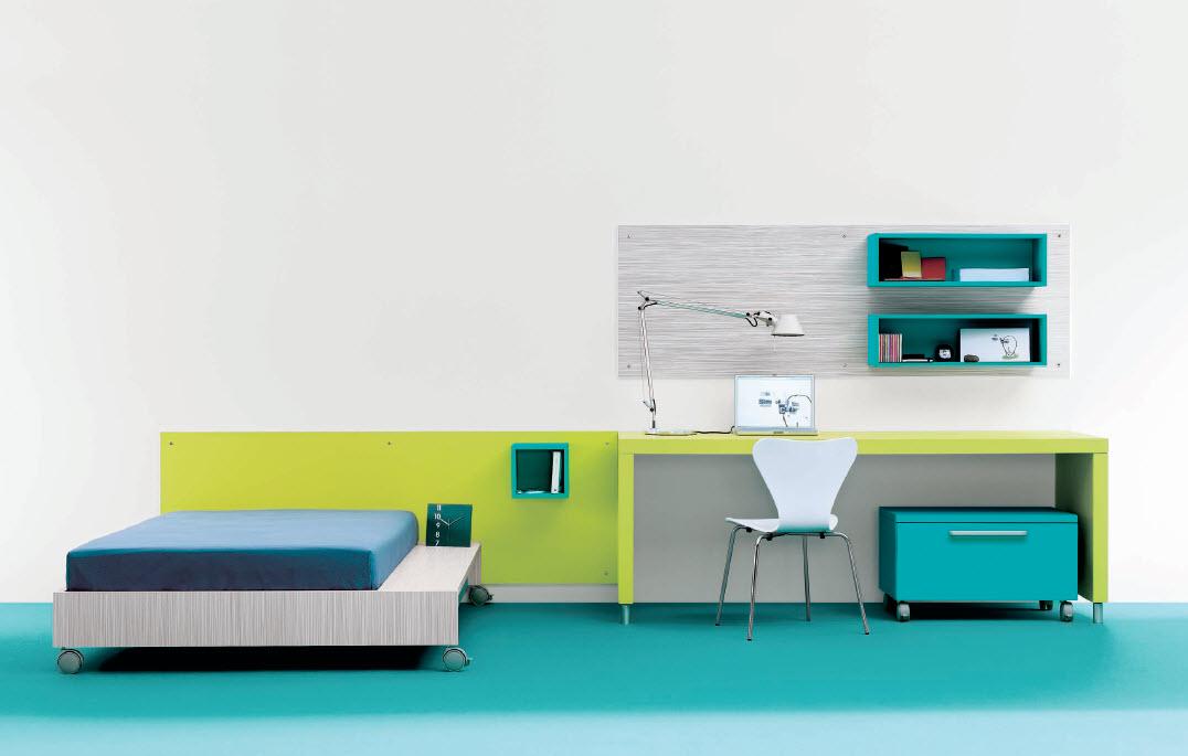 Hip and Cool Teen Rooms on Teen Room Decor Teenagers  id=97876