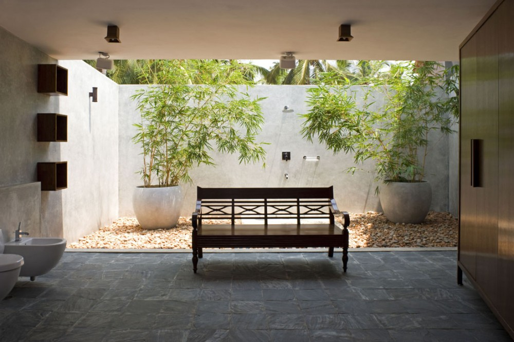 House With Mesmerising Ocean Views Kerala