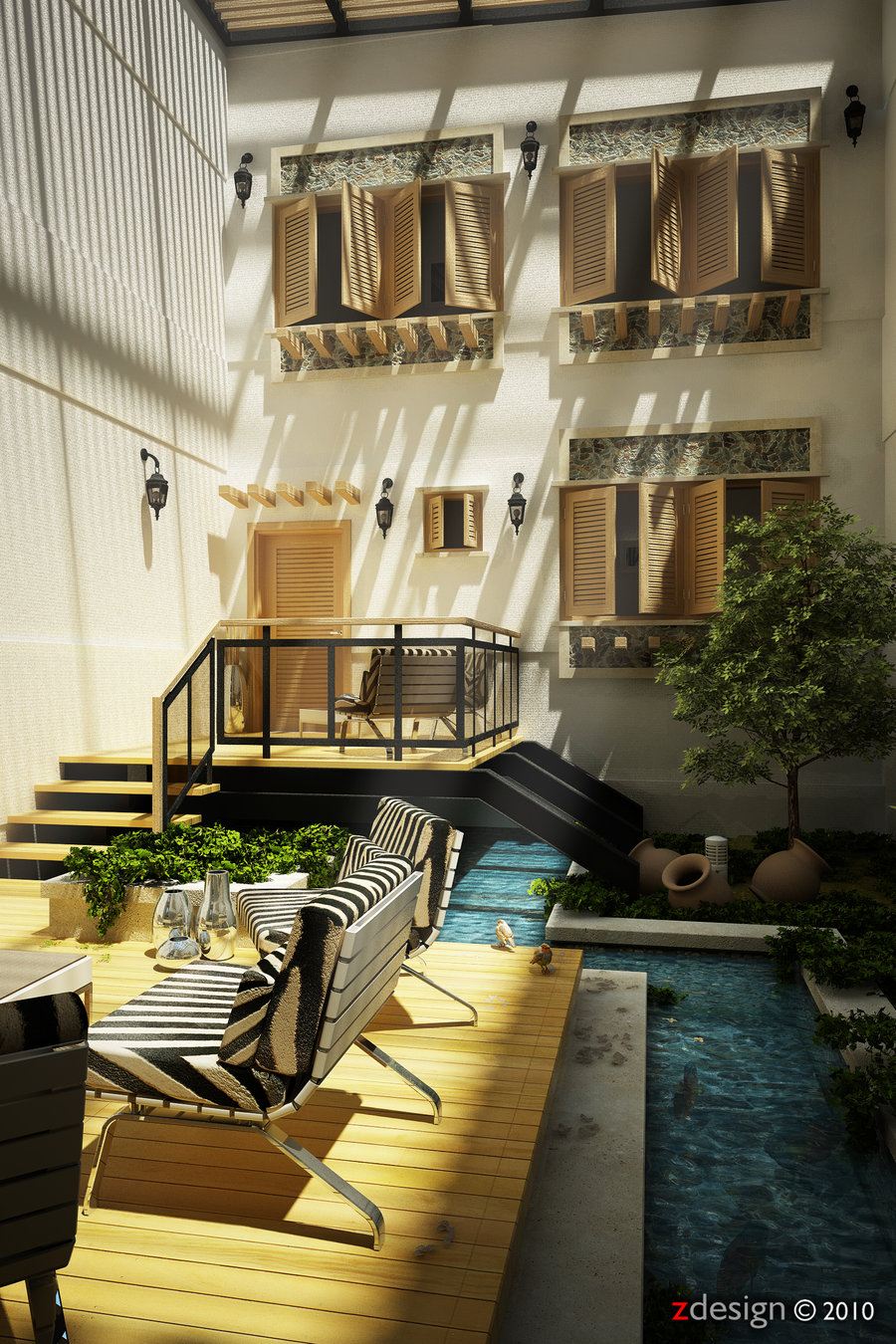 Courtyard Design and Landscaping Ideas on Backyard:uuezyx-Hy-8= Landscape Design  id=35508