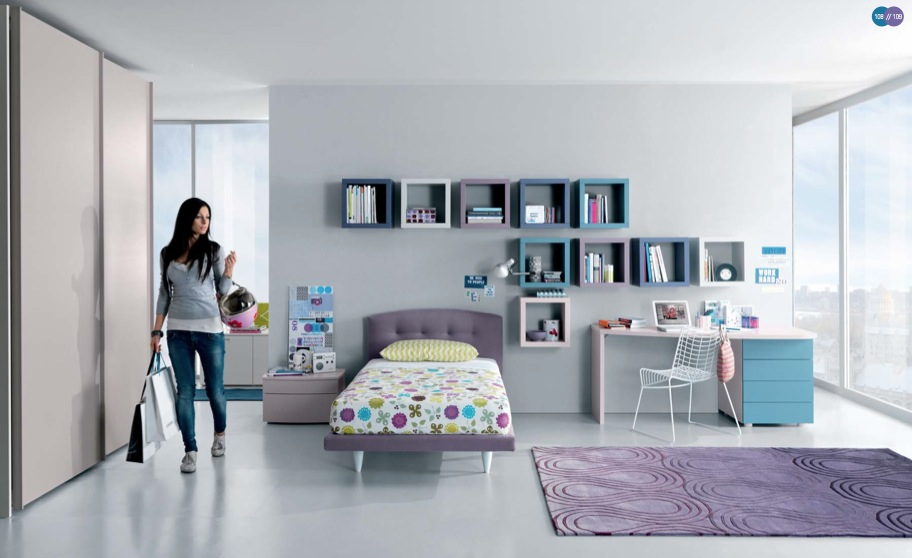 Teenager's Rooms on Room For Girls Teenagers  id=74855
