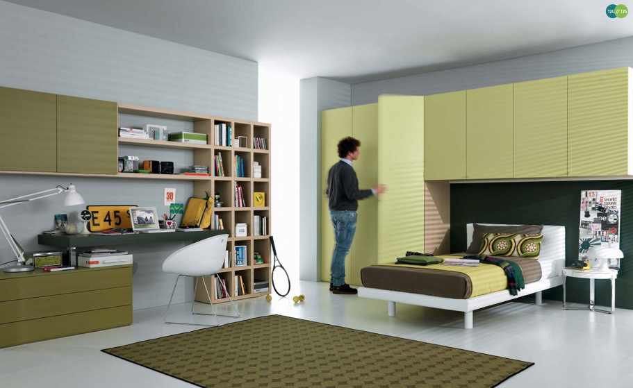 Teenager's Rooms on Rooms For Teenagers  id=54502