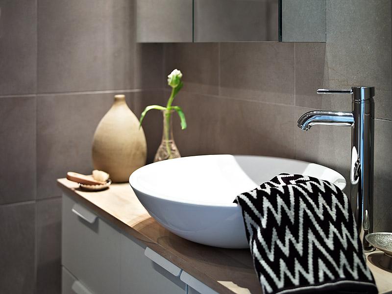 Counter Top Basin Interior Design Ideas