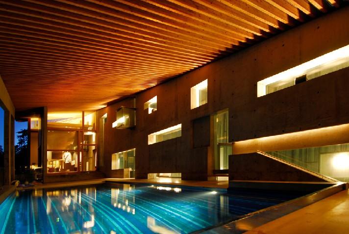 Swanwick Ranch Interior Pool Interior Design Ideas