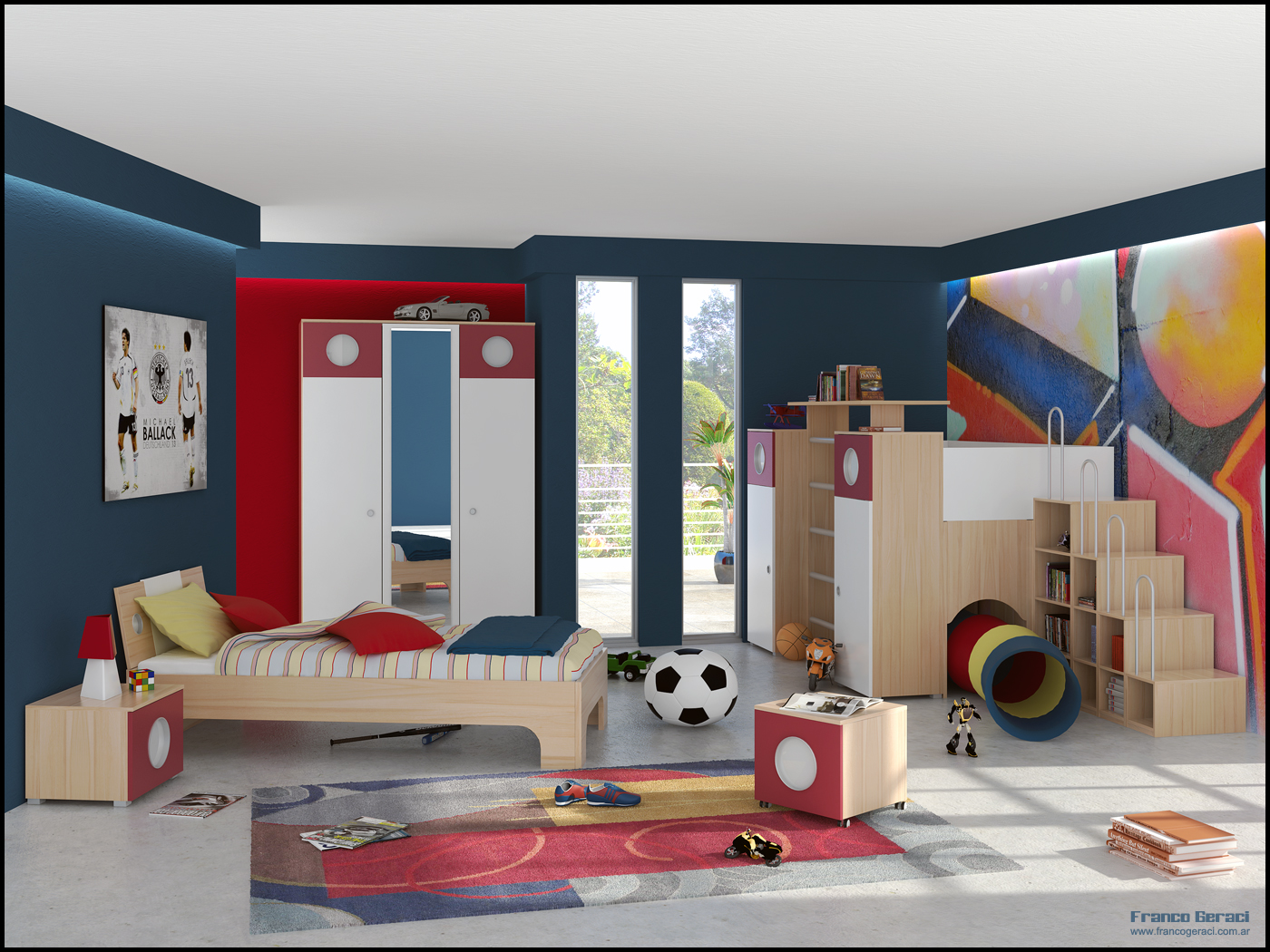 Kids Room Inspiration on Rooms For Teenagers  id=93754