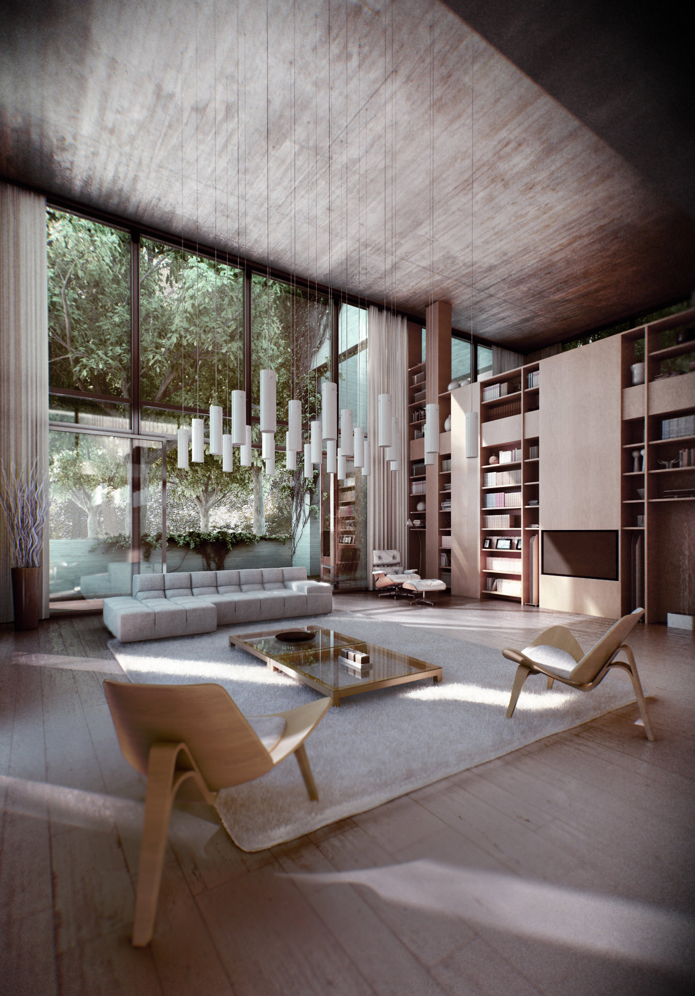 A Beautiful Ivy Overgrown House in Hungary on Interior Modern House  id=50735