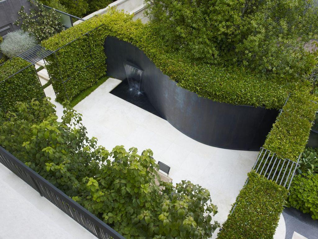 Backyard Designs on Backyard Feature Walls  id=44583