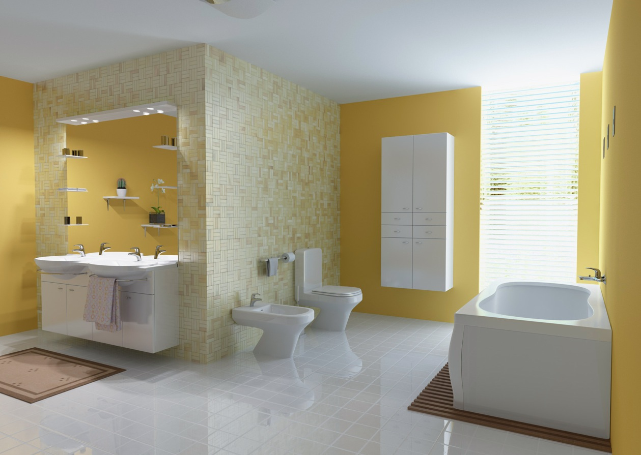 Yellow Room Interior Inspiration: 55+ Rooms For Your