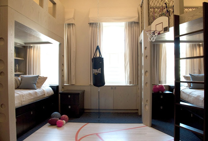 Kids Rooms: Climbing Walls and Contemporary Schemes on Teenage:m5Lo5Qnshca= Room Ideas  id=17382