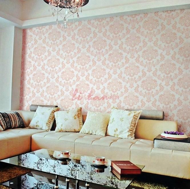 Pink Bedroom Wall Color