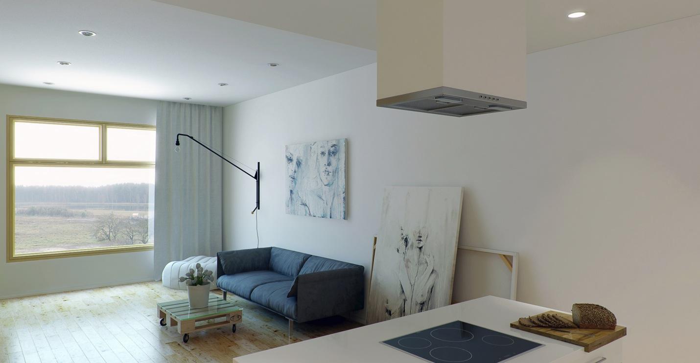 Kitchen Island Extractor Fan Interior Design Ideas
