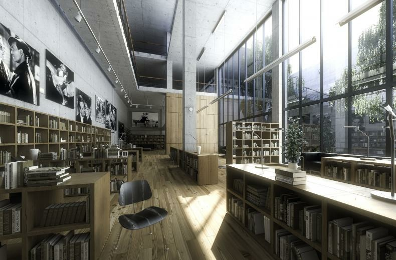 Library Designs