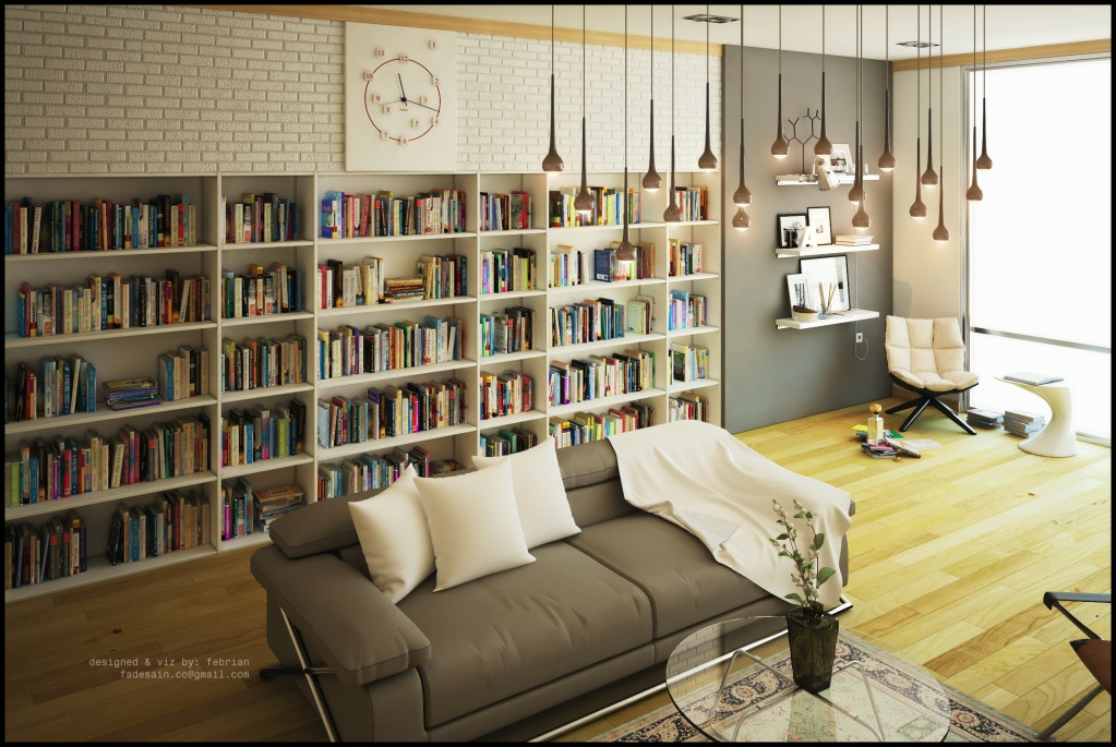 Library Designs Part 25