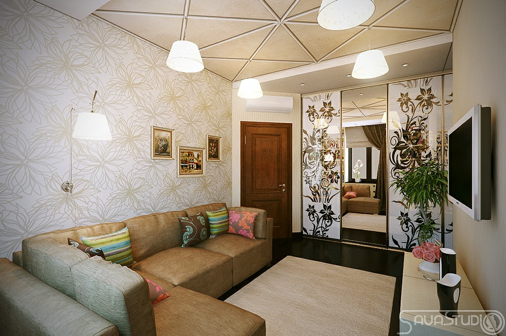 Modern Rooms with a Feminine Touch on Room Decoration  id=84902
