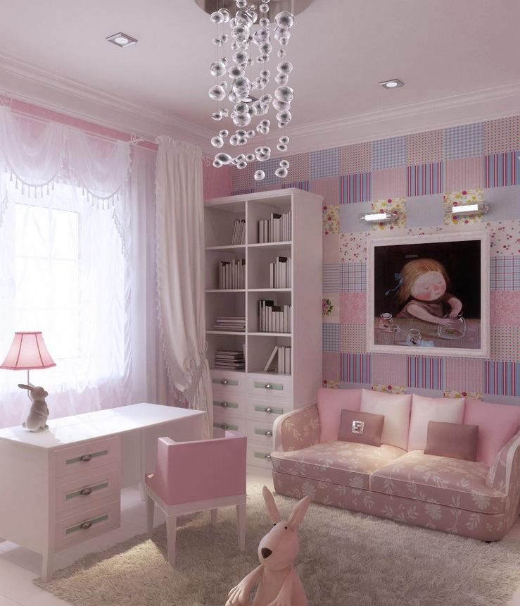 Cute Girls' Rooms on Room Girl  id=64901