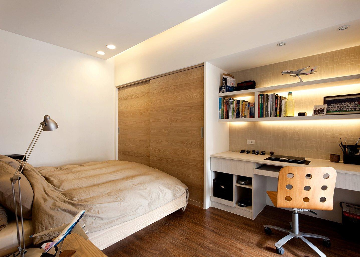 Modern Minimalist Decor with a Homey Flow on Minimalist Bedroom Design Ideas  id=51659