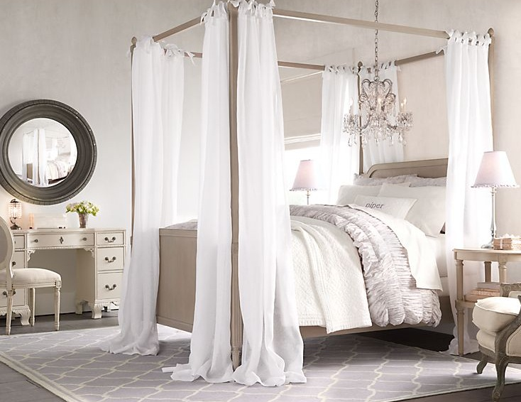 Traditional Little Girls Rooms on Bedroom Models  id=95205
