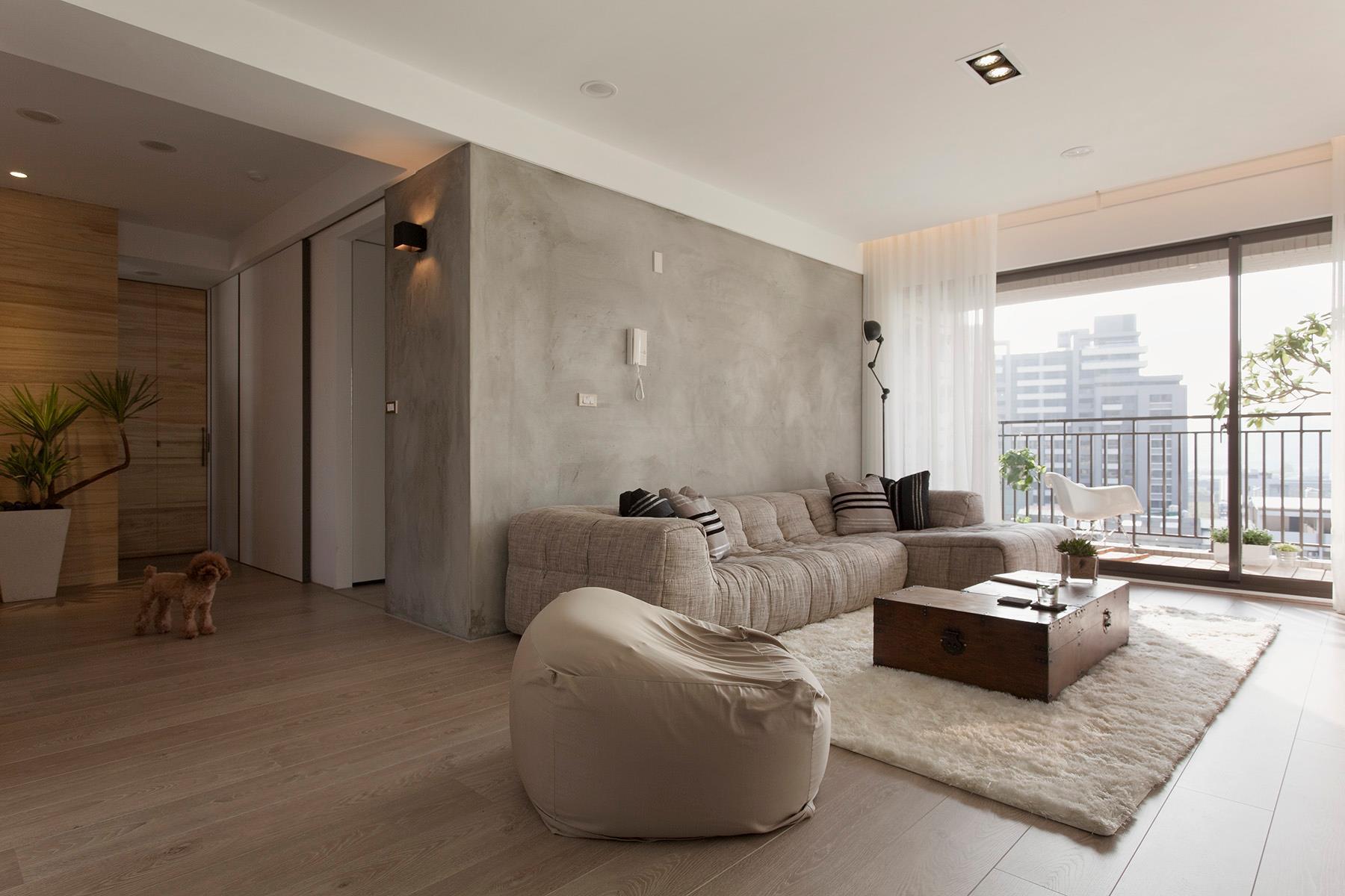 Comfortable Contemporary Decor