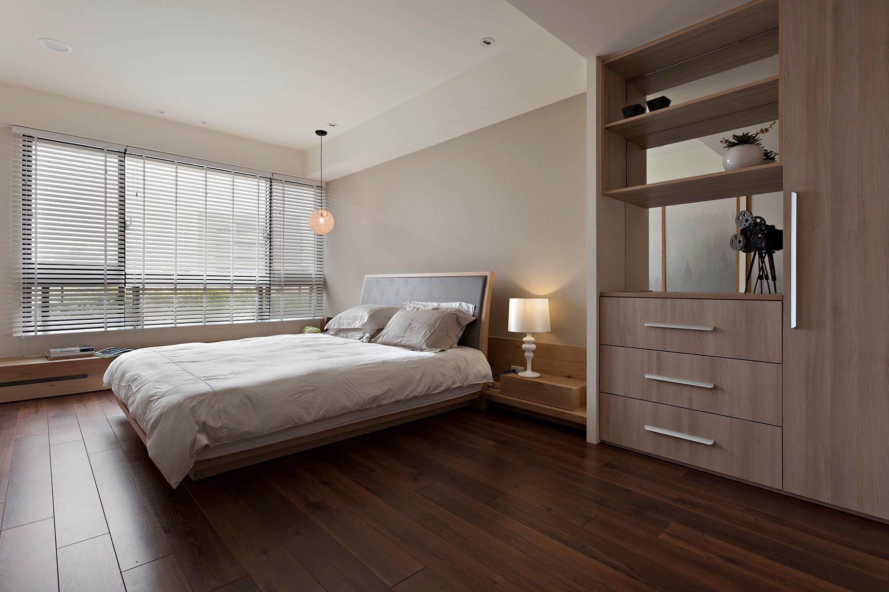 Neutral Bedroom Interior Design Ideas