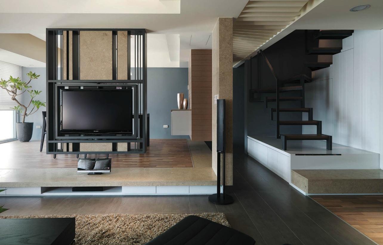 Living Room Tv View Interior Design Ideas