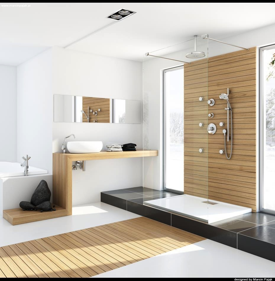 Modern Bathrooms with Spa-Like Appeal on Contemporary Small Bathroom Ideas  id=65879