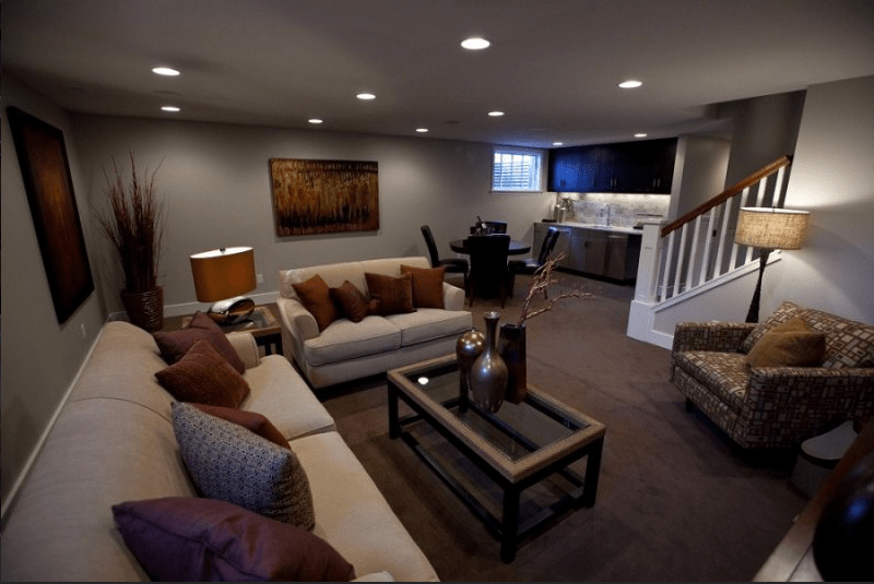 30 Basement Remodeling Ideas & Inspiration on Remodeling Ideas  id=64619