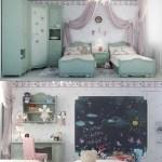 2 Little Girls Bedroom 7interior Design Ideas