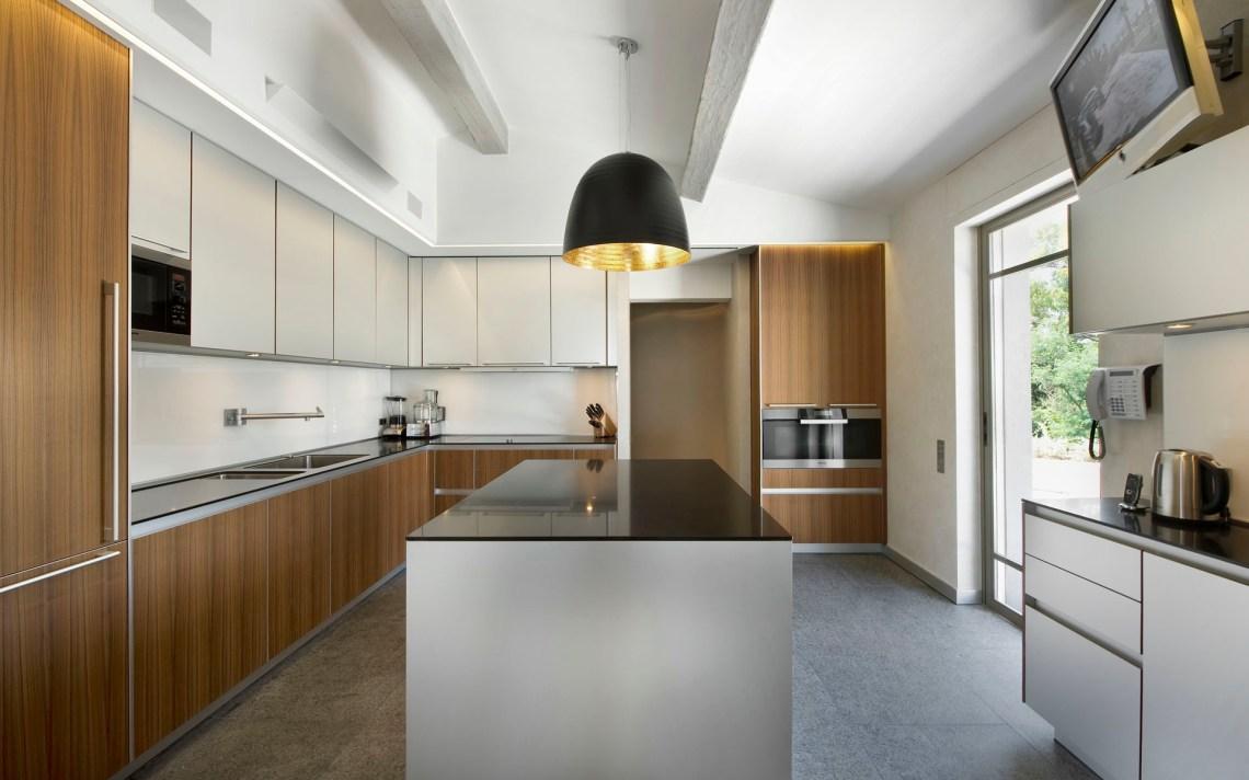 minimalist modern kitchen | Interior Design Ideas.