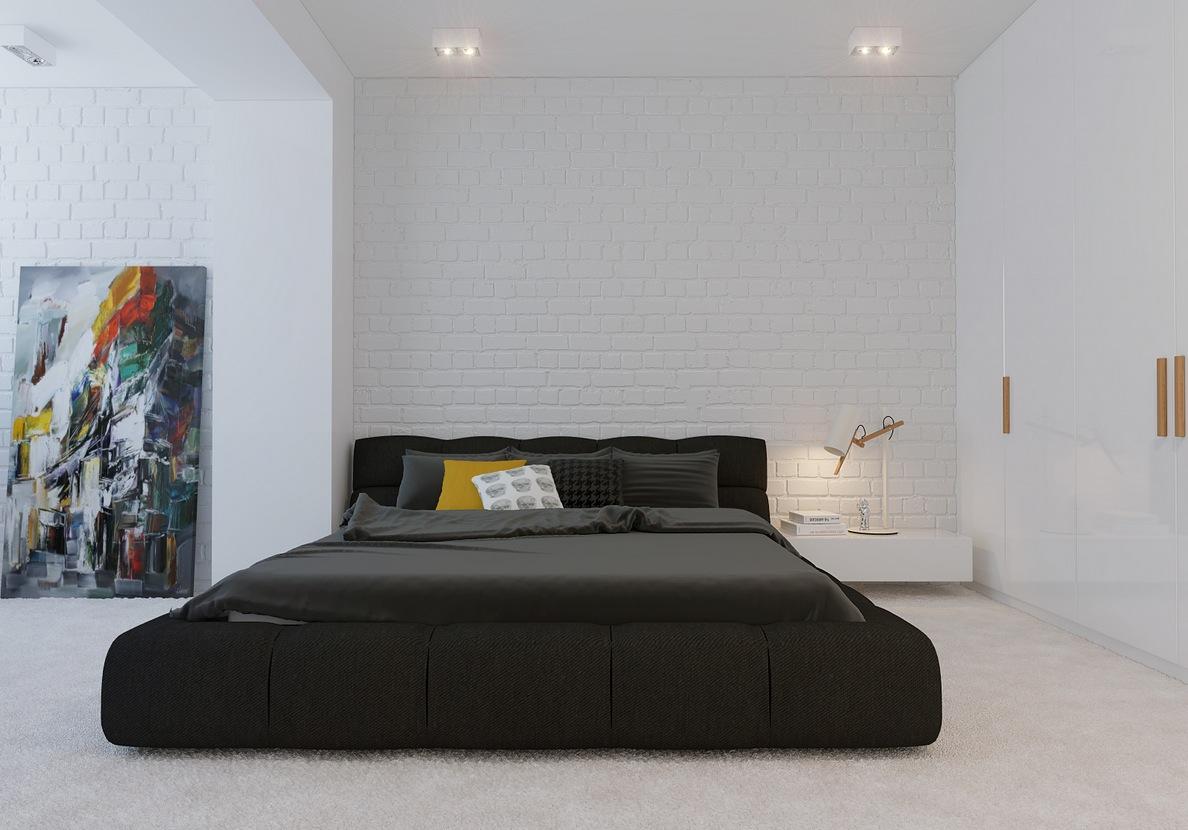 Modern Bedroom Ideas on Minimalist Modern Bedroom Design  id=40549