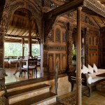 Como Shambhala Estate Bali Traditional Balinese Aesthetic Restaurant Interiorinterior Design Ideas